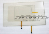 CE, FCC,RoHS approved 14.1 inch 5 wire resistive touch screen overlay kit