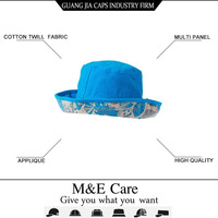 Wholesale custom design your own printed blank cheap bucket hats
