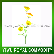 Real Touch Artificial Daffodil Silk Flower