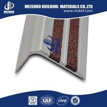 eco-frendly natural slip resistant stair nosings