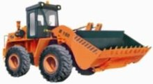 Wheel loader Chelyabinsk Construction and Road Machinery B-160