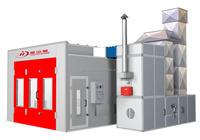 JZJ Brand European standard spray box car spray booth baking oven paint booth