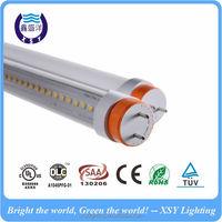 130lm/w high lumen tuv dlc ul t8 price led tube light t8