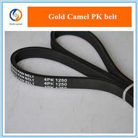 Rubber drive belt v-belt