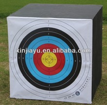 archery target 3d /china direct factory make 3D block target for shooting