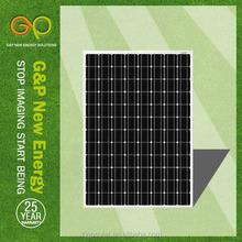 solar panels in brazil mono 245w with CE/CEC/TUV/ISO