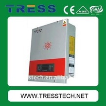 4kw grid tied dc ac converter with software for solar system for home use