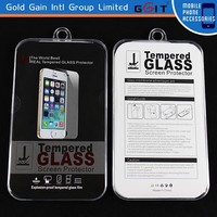 9H 2.5D round package tempered glass film for Samsung for Galaxy Grand i9080 screen protector