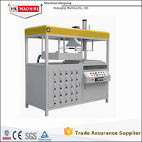 Tray Forming Machine For Plastic Chocolate Blister Tray