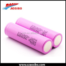 New landed Samsung battery 18650 26f 2600mAh Li-ion High Power alkaline Battery with 2c Continuous Discharge