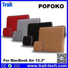 13 inch POFOKO Pro Notebook Laptop Sleeve Case Carry Bag Pouch For MacBook Air/Pro/Retina 13.3 inch