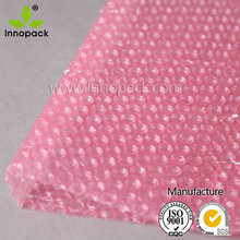 PE plastic moistureproof food grade bubble wrap for packing