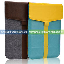 Vigoworld 7-Inch Leather Envelope Sleeve Case For Google Nexus 7 2 Gen With Stand