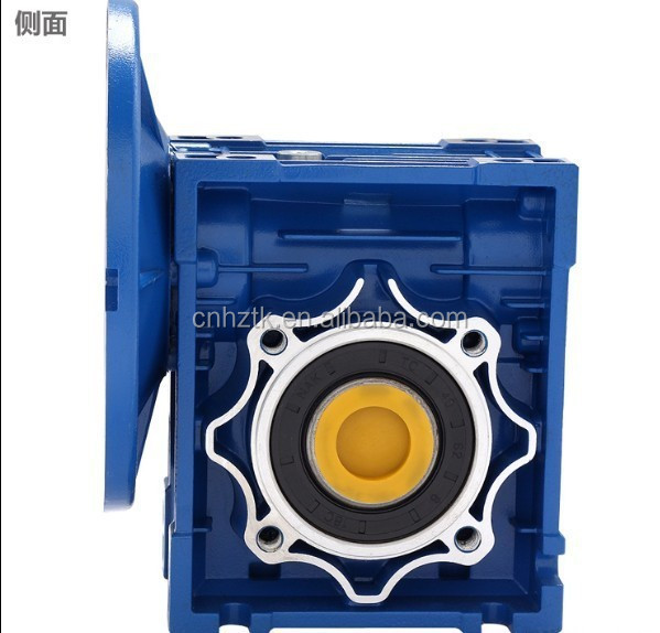 Reducer worm gear speed reducer electric motor speed for Speed reducers for electric motors