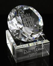 islamic crystal diamond wedding favor fake diamond decorations