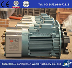 Electric construction elevator made in China with high quality SC100