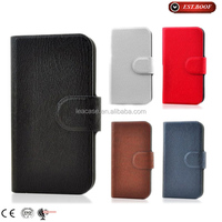 2015 Luxury leather Case for Lenovo A5500