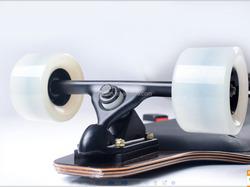 Free Shipping of wholesale electric longboard/ Drop-Down Longboard Skateboard