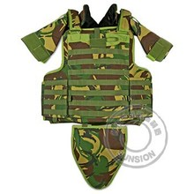 Ballistic body armor/NIJ IIIA Bulletproof vest