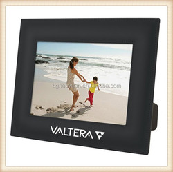 2015 hot sale handmade PU Leather Photo Frame picture frame