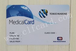 Top quality top sell hico/loco magnetic stripe pvc cards