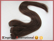 indian natural hair one piece full head clip in hair extensions