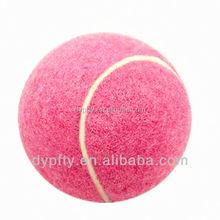 popular new products pink tennis balls bulk