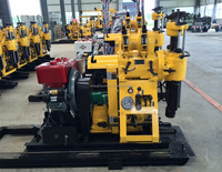 deep portable water well mobile oil drilling rig