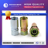 Stainless steel rubber hose press fittings/high pressure pipe fittings