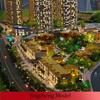 house floor plans miniature building house model