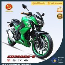 Chongqing Manufacturer Motorcycle 250CC Super Power NINJA 250L Top Quality Racing Bike SD250GS-8