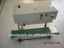 sealer for line FRD900 constant heat sealer poly bag sealer