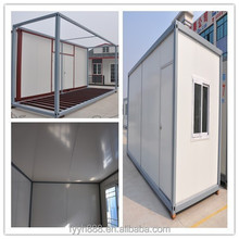 20feet stable container house /mobile office for sale