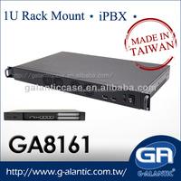 GA8161 barebone Atom D525 System 1U Rackmount Server