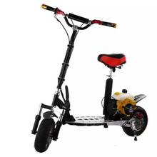 49cc gas scooter foldable design