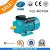 Manufacturer 220v ac electric motors YCL 60HZ motor engine drive type