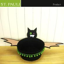 Funny design holiday home decoration halloween bat craft