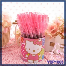 New Arrival brand name stationery from china import cheap plastic ballpoint pen