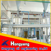 First grade cooking oil! tea seed crude edible oil refinery with overseas installation