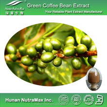 Weight Loss Series- Green Coffee Bean Extract Capsules Chlorogenic Acid 50%