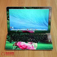Qatar laptop battery for dell latitude cp custom skin sticker