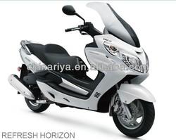 Exclusive 250cc 300cc Bergman Motorcycle with EFI