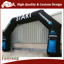 2015 Hot Sale Inflatable Start Arch for Events and Sports