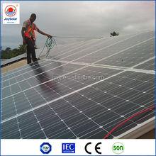 cheap price per watt 10W TO 300W solar panel for sale
