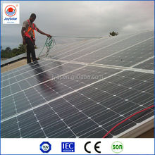 china solar panel 300w price per watt from manufacturer