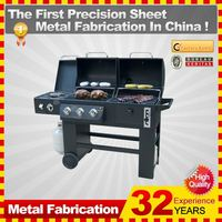 2014 Hot sale custom bbq grill pan with 32-year experience