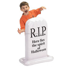 Inflatable Halloween Tombstone,novelty halloween inflatable decoration