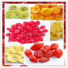Dried fruit/Preserved fruit/Dried strawberry,Cherry,peach,pear,kiwi fruit