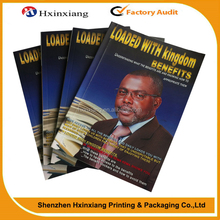 Unique cheap autobiography,biography books printing