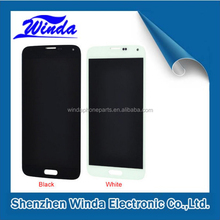 China Manufacturer mobile accessories wholesale mobile phones display for samsung galaxy s5 original lcd touch screen digitizer